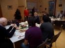 Weinachtsfeier mit Flüchtlingen